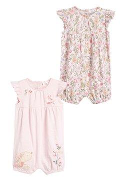 Next - 2 PACK  - Tuta jumpsuit - pink