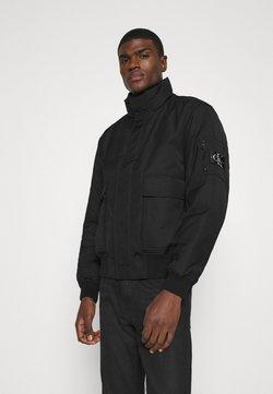 Calvin Klein Jeans - Bomberjakke - black