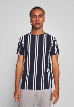 Lindbergh - TEE - T-Shirt print - blue