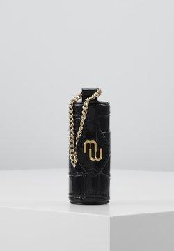 maje - LIPSTICK CASE - Torba na ramię - noir