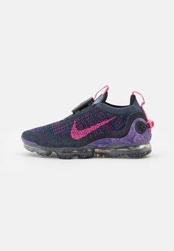 Nike Sportswear - AIR MAX VAPORMAX  - Sneakers laag - dark raisin/pink blast/black/blue fox