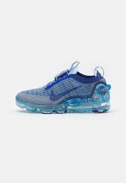 Nike Sportswear - AIR VAPORMAX 2020 UNISEX - Sneaker low - stone blue/deep royal blue/glacier blue