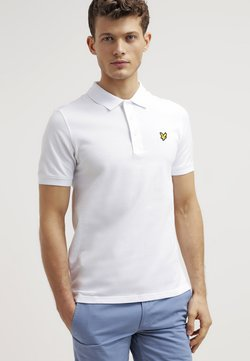 Lyle & Scott - Poloshirt - white
