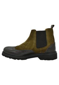 Fertini - Ankle Boot - coffee khaki