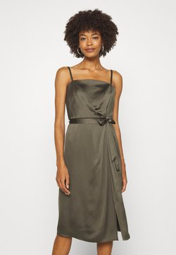 comma - Cocktailkleid/festliches Kleid - green