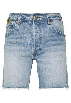 Levi's® - X SUPER MARIO 501® '93 SHORTS - Shorts di jeans - blue denim