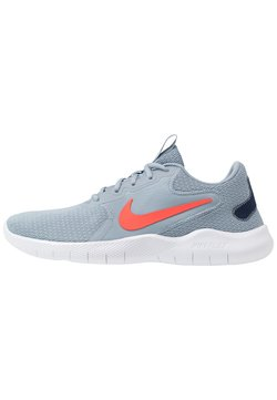 Nike Performance - FLEX EXPERIENCE RUN 9 - Zapatillas de competición - obsidian mist/bright crimson