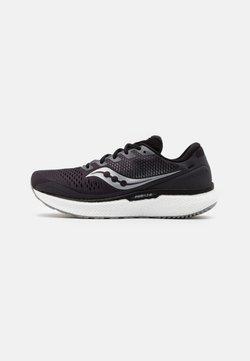 Saucony - TRIUMPH 18 - Zapatillas de running neutras - charcoal/white