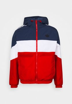 adidas Originals - SPIRIT PADD  - Winterjacke - dark blue/white