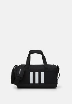 adidas Performance - ESSENTIALS 3 STRIPES SPORTS DUFFEL BAG UNISEX - Sporttasche - black/black/white
