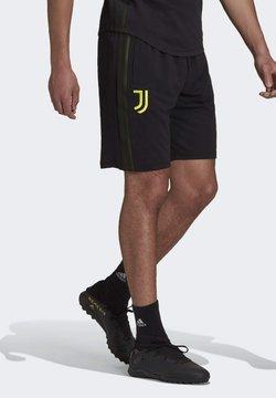 adidas Performance - TRV SHO - Krótkie spodenki sportowe - black