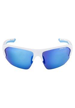 Alpina - MANDANT LYRON - Sportbrille - white matt-cyan (a8632.x.10)