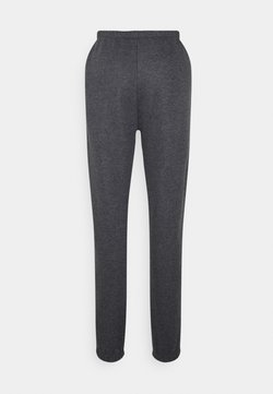 Nly by Nelly - COZY PANTS - Jogginghose - off-black melange
