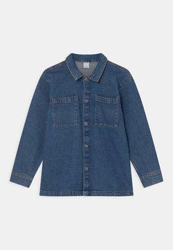 Lindex - Overhemd - blue denim