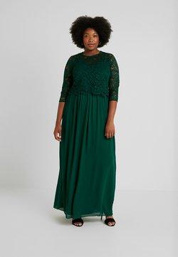 TFNC Curve - CAMELA - Suknia balowa - jade green