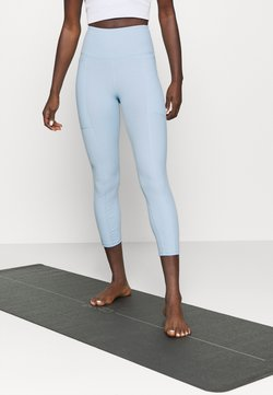Cotton On Body - POCKET 7/8 - Medias - baby blue