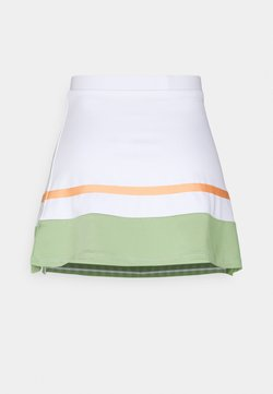 South Beach - TENNIS SKIRT - Falda de deporte - white