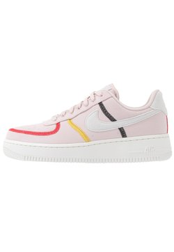 Nike Sportswear - AIR FORCE 1 - Sneaker low - silt red/summit white/bright citron/universe red/black