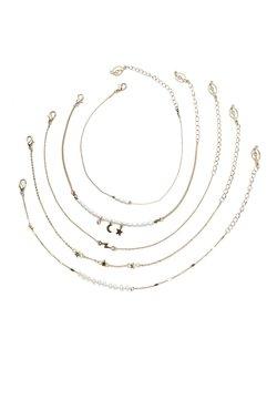 Stradivarius - 5ER - Bracelet - gold