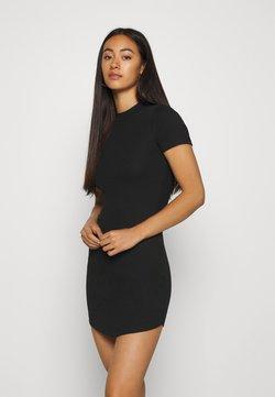 Even&Odd - Vestido informal - black