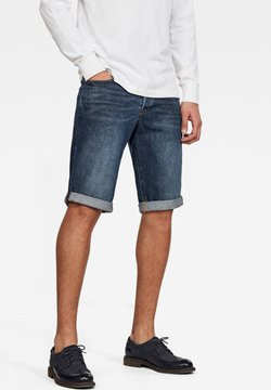 G-Star - Jeans Shorts - blue stone