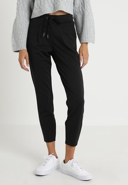 b.young - RIZETTA CROP PANTS - Jogginghose - black