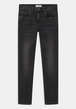 Lindex - JORDAN  - Slim fit jeans - black