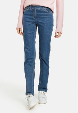 Gerry Weber - Jeans Slim Fit - blue denim
