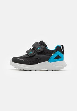 Superfit - RUSH - Trainers - schwarz/blau