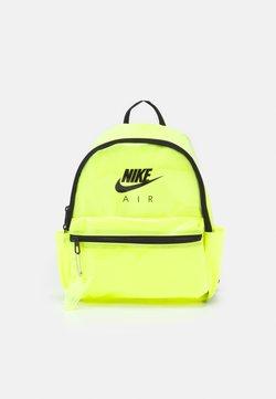 Nike Sportswear - JUST DO IT - Reppu - volt/black