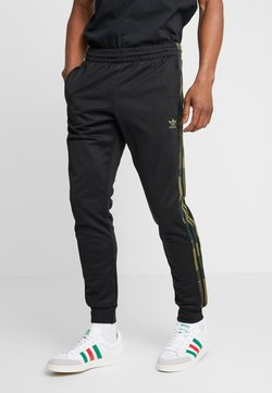 adidas Originals - CAMO - Pantalon de survêtement - black/multicolor