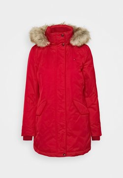 Tommy Hilfiger - SORONA PADDED - Wintermantel - primary red