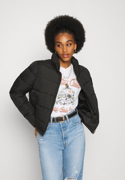 Noisy May - NMCLAUDY JACKET - Winterjacke - black