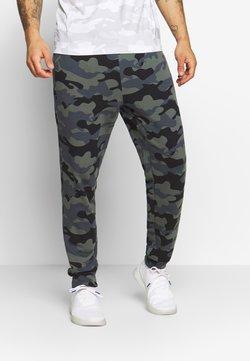 Calvin Klein Performance - PANTS - Pantalon de survêtement - black