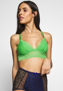 aerie - POP STRAPPY PAD - Bustier - aerie green