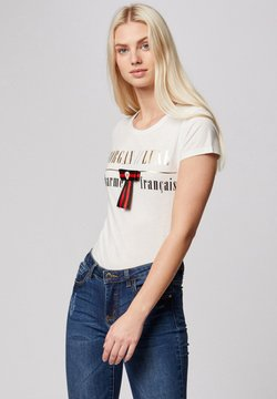Morgan - T-Shirt print - off-white