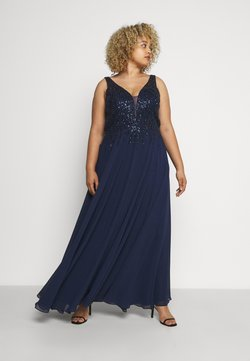 Swing Curve - Ballkleid - navy
