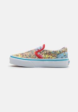 Vans - CLASSIC UNISEX - Sneakers basse - yellow/mulitcolor
