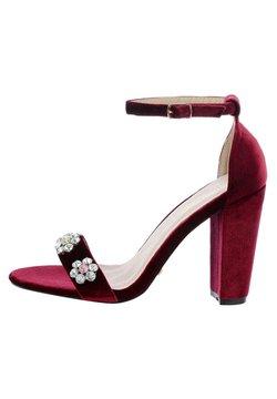PRIMA MODA - ABRIOLA - High Heel Sandalette - bordeux