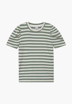 Lindex - TEENS LOLA - T-shirt print - light dusty green