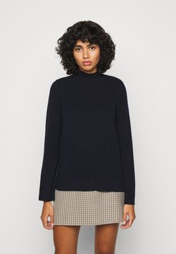 Repeat - SWEATER - Strickpullover - navy