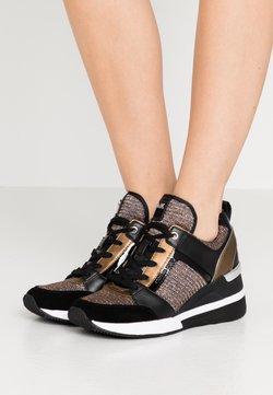 MICHAEL Michael Kors - GEORGIE TRAINER - Sneaker low - bronze