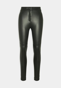 Esprit Collection - FREEMONT - Leggings - Hosen - black