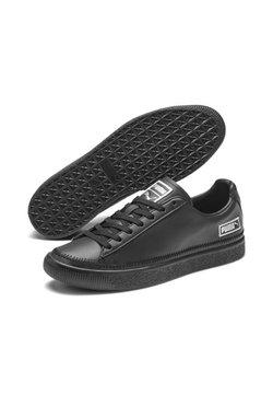 Puma - Sneaker low - puma black-silver