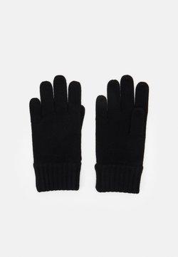 Polo Ralph Lauren - APPAREL ACCESSORIES GLOVE UNISEX - Fingerhandschuh - black
