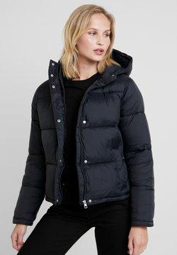 Calvin Klein Jeans - MONOGRAM TAPE PUFFER - Winterjacke - black