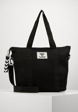 Hummel - HMLPOP SHOULDER BAG - Torba na ramię - black