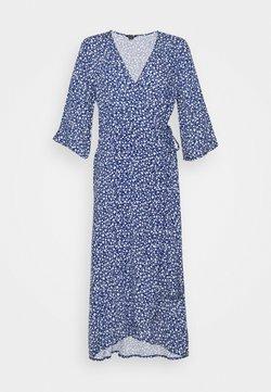 Monki - AMANDA DRESS - Maxikjoler - blue