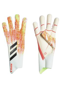 adidas Performance - PREDATOR 20 PRO GOALKEEPER GLOVES - Fingerhandschuh - white