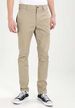 Dickies - SLIM SKINNY WORK PANT - Chino - british tan